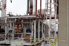 Gas Plant Worksite